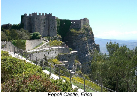 Erice Eryx Best Of Sicily Erice Italy