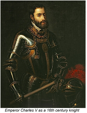 Charles V and Sicily, Holy Roman Emperor, King of Sicily ...