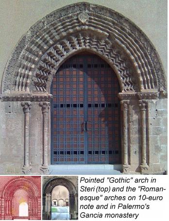 Sicilys Gothic Arched Portals