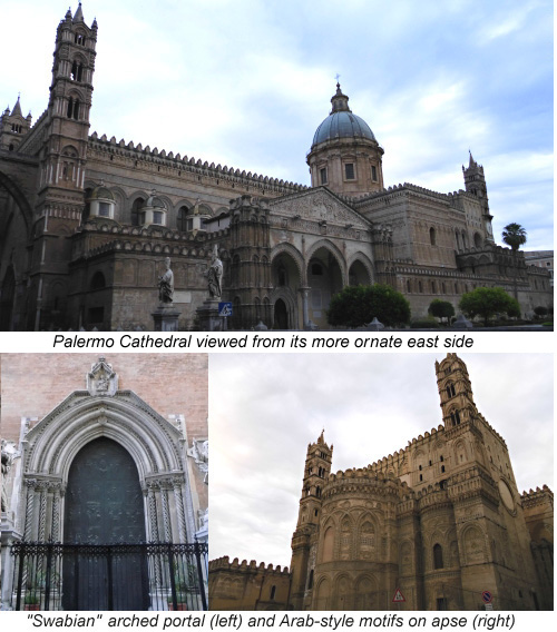 1fedeaded8 Palermo Cathedral - Best of Sicily Magazine
