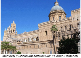 Palermo Cathedral.