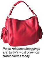Purse and jewelry theft.