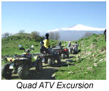 ATV option to our jeep tours.