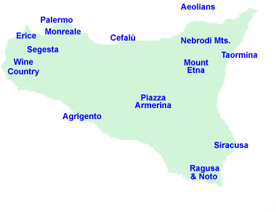 Cities In Sicily Italy Map.Top 12 Places To Visit In Sicily Sicily Itinerary Ideas Sicily